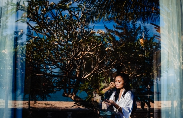 Tim + Linh | Wedding at Ho Coc beach, Ba Ria | Huy Nguyen Studios