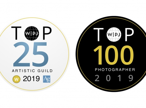 Top Wedding Photographer 2019 & Global Title Badges From WPJA Community