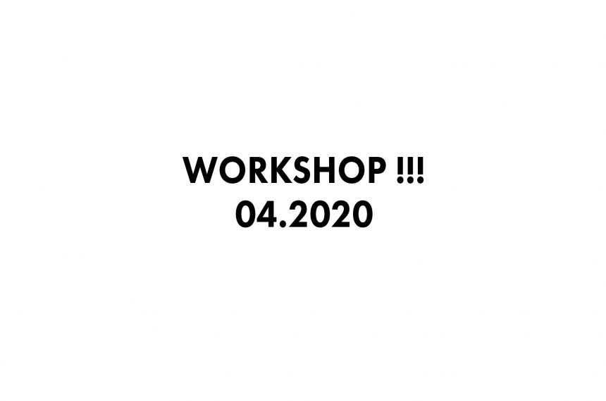 IMPROVEMENT WORKSHOP IN SAI GON 04.2020